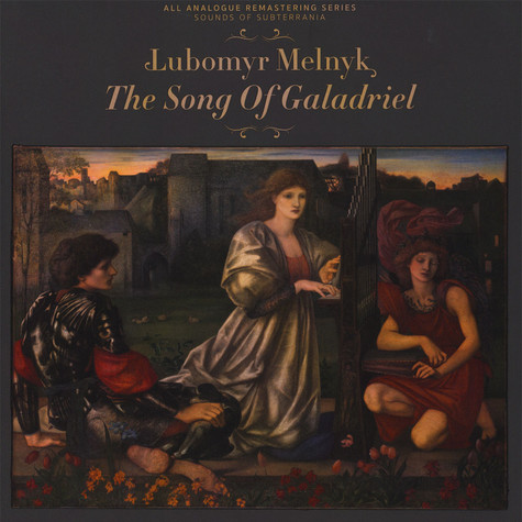 Lubomyr Melnyk - The Song Of Galadriel
