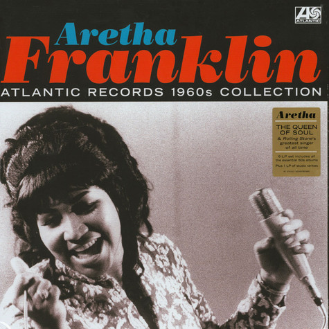 Aretha Franklin - Atlantic Records 1960s Collection