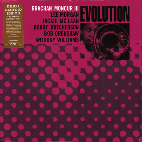 Grachan Moncur III - Evolution Gatefold Sleeve Edition