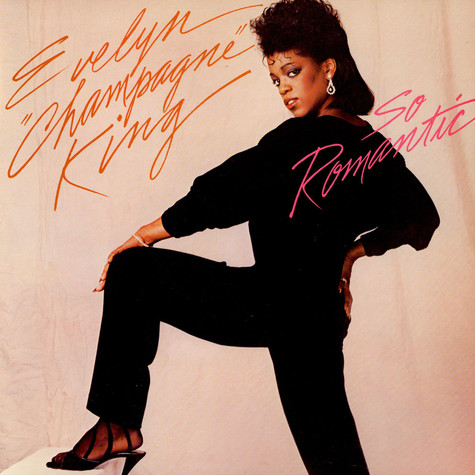 Evelyn King - So Romantic