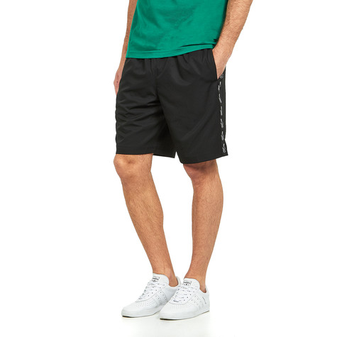 Lacoste - Green Crocodile Transfer Shorts