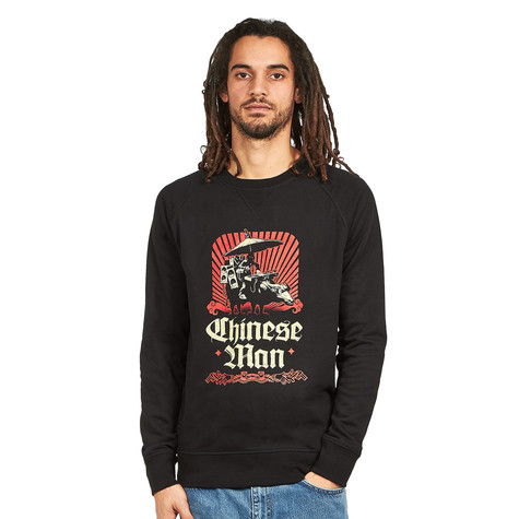 Chinese Man - Groove Sessions Sweater