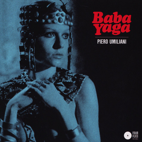 Piero Umiliani - Baba Yaga (Open Space / Slogan) Cyan Sleeve Edition