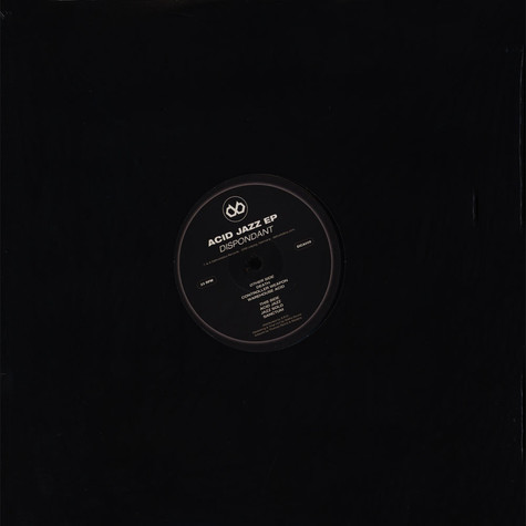 Dispondant - Acid Jazz EP