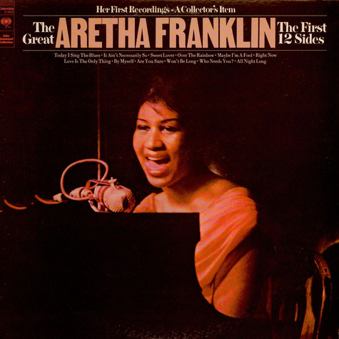 Aretha Franklin With The Ray Bryant Combo - The First 12 Sides