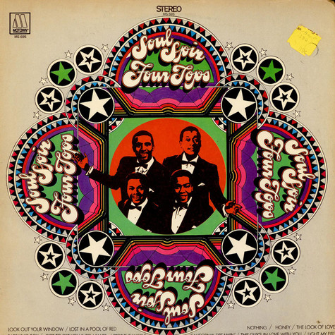 Four Tops - Soul Spin