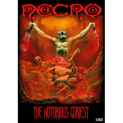 Necro - The Notorious Goriest Poster