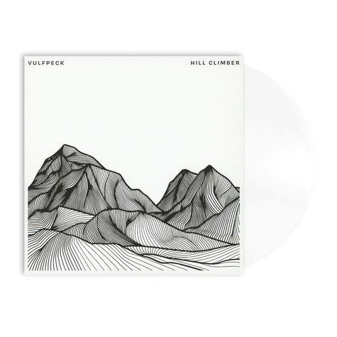 Vulfpeck - Hill Climber White Vinyl Edition