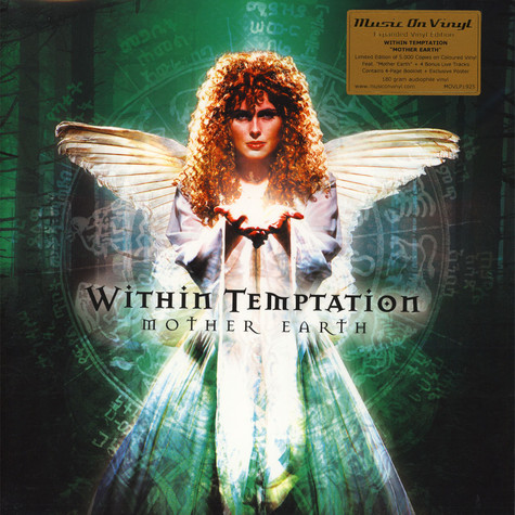 Within Temptation - Mother Earth Expanded Edition Coloured Vinyl Edition
