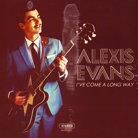Alexis Evans - I've Come A Long Way