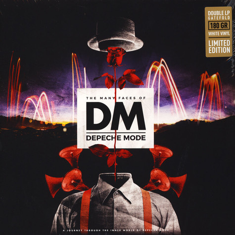 V.A. - The Many Faces Of Depeche Mode