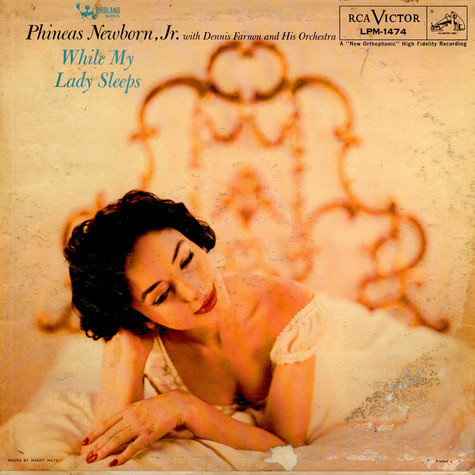 Phineas Newborn Jr. With Dennis Farnon And His Orchestra - While My Lady Sleeps