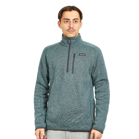 Patagonia - Better Sweater 1/4 Zip