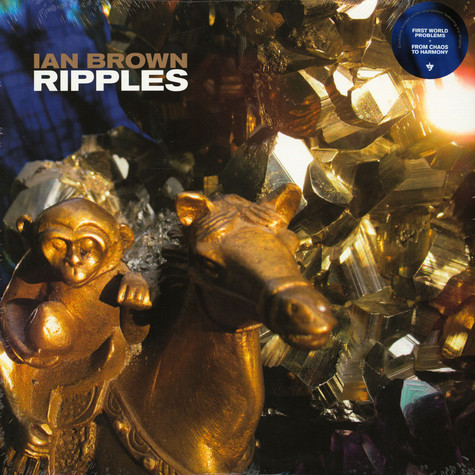 Ian Brown - Ripples Limited Colored Vinyl Edition