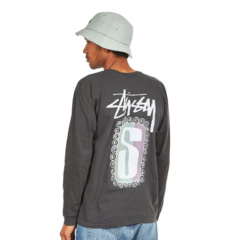 Stüssy - S Frame Pigment Dyed LS Tee