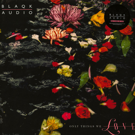 Blaqk Audio - Only Things We Love Water Picture Disc Edition