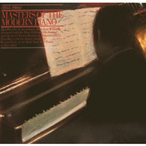 V.A. - Masters Of The Modern Piano 1955-1966
