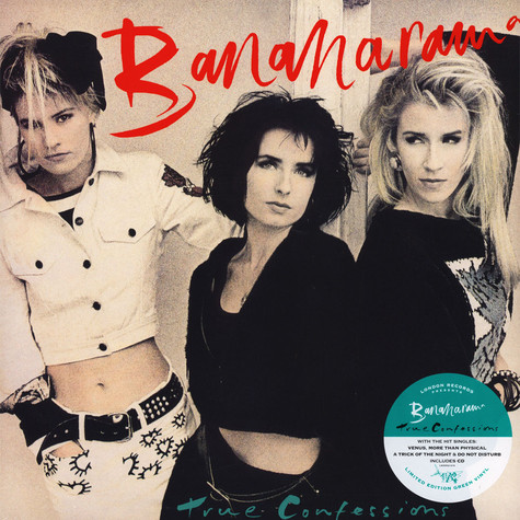 Bananarama - True Confessions Green Vinyl Edition