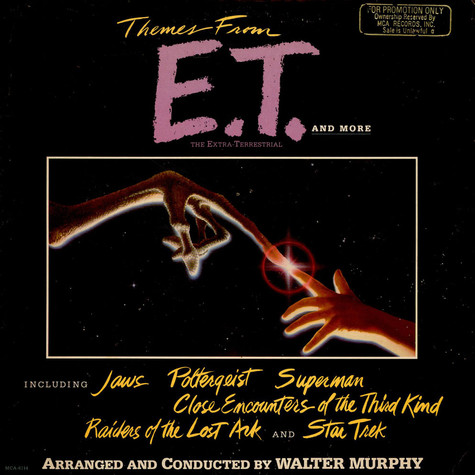 "Walter Murphy - OST ""E. T."" The Extra - Terrestrial And More"