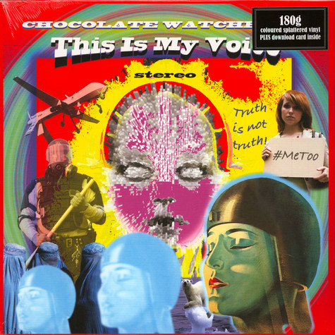 Chocolate Watchband, The - This Is My Voice
