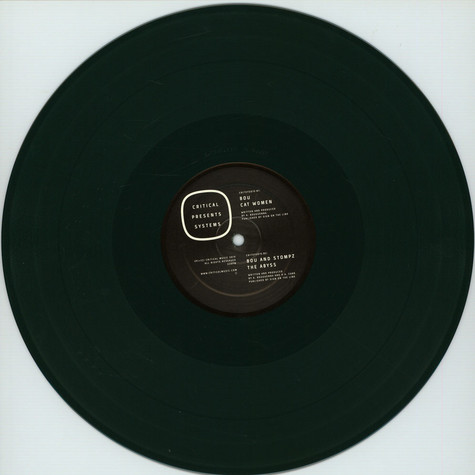 Bou - Critical Presents: Systems 015 Green Vinyl Edition