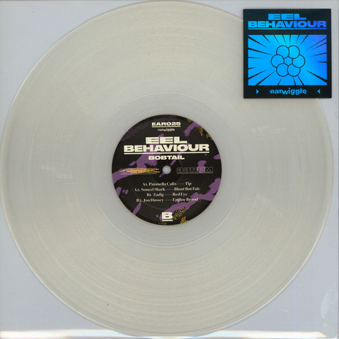 V.A. - Eel Behaviour: Bobtail Clear Vinyl Edition