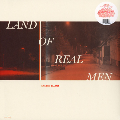 Ilmiliekki Quartet - Land Of Real Men