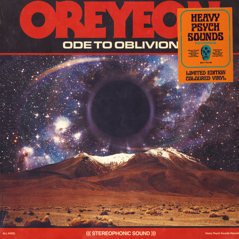 Oreyeon - Ode To Oblivion Colored Vinyl Edition