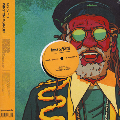 Inna De Yard / Horace Andy - Skylarking / Malcom X Record Store Day 2019 Edition