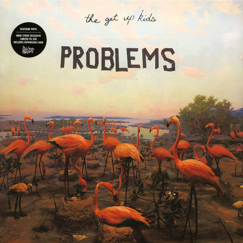 Get Up Kids, The - Problems Indie Exclusive Colored Vinyl Edition