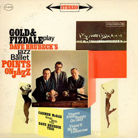 Gold And Fizdale, Dave Brubeck, The Dave Brubeck Trio, Carmen McRae - Play Dave Brubeck's Points On Jazz
