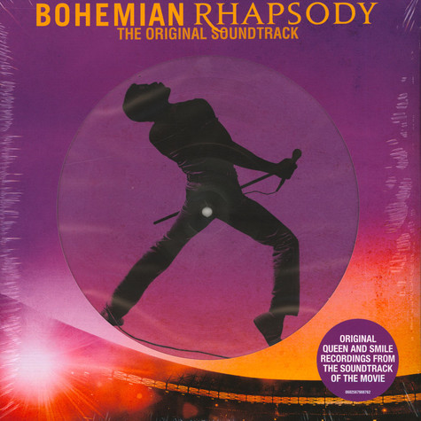 Queen - OST Bohemian Rhapsody Picture Disc Record Store Day 2019 Edition