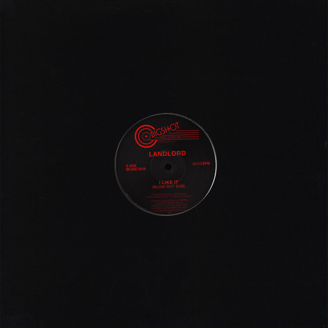 Landlord - I Like It (Blow Out Dub) The Maghreban Remix Record Store Day 2019 Edition