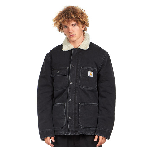 "Carhartt WIP - Fairmount Coat ""Maitland"" Denim, 13.5 oz"