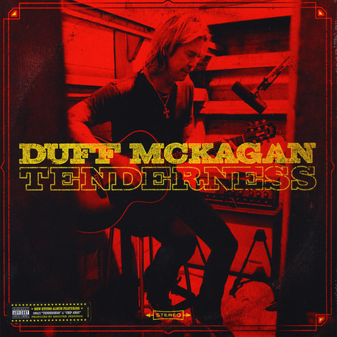 Duff McKagan of Guns 'N Roses - Tenderness 180g Edition