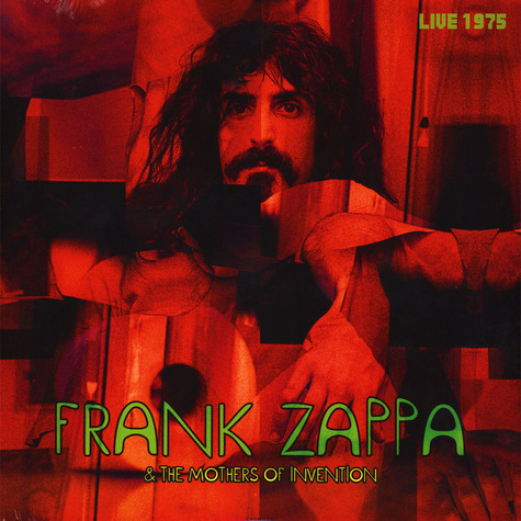 Frank Zappa & The Mothers Of Invention - Live In Vancouver 1975