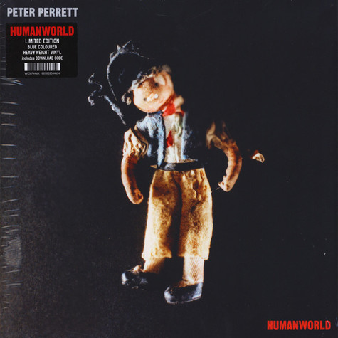 Peter Perrettc Of Only Ones - Humanworld Colored Vinyl Edition