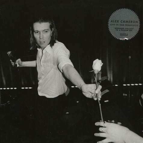 Alex Cameron - Live In San Francisco