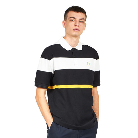 Fred Perry - Bold Stripe Polo Shirt