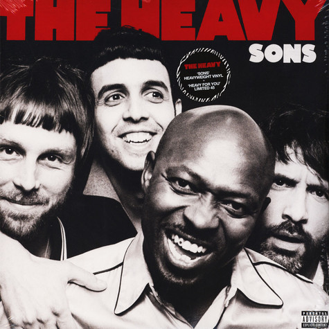 Heavy, The - Sons Indie Retail Exclusive Edition with Bonus 45