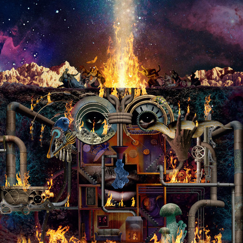Flying Lotus - Flamagra Black Vinyl Edition