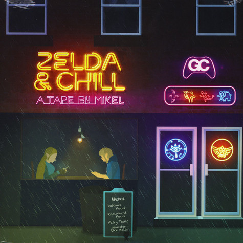 Mikel - OST Zelda & Chill