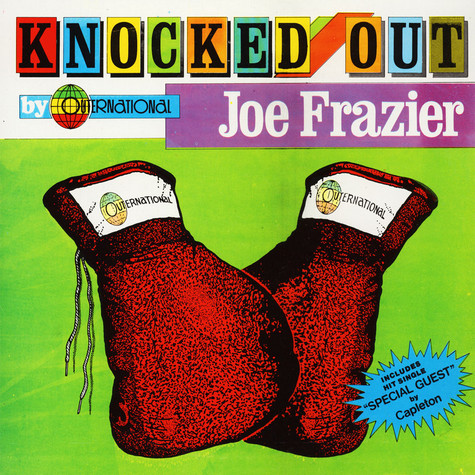 "V.A. - Knocked Out By Outernational: Joe Frazier (Rhythm: ""Joe Fraser"")"