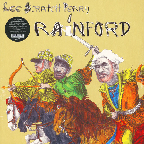 Lee Perry - Rainford Gold Vinyl Deluxe Edition