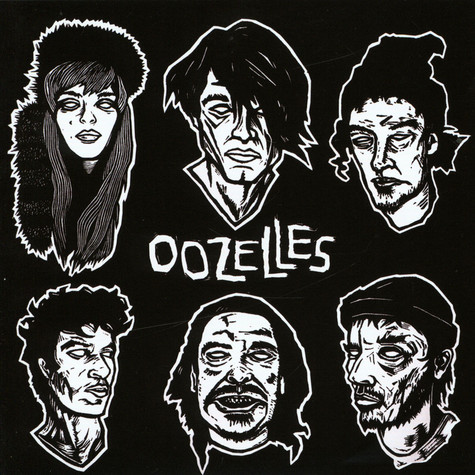 Oozelles - Every Night They Hack Off A Limb / Human Trafficking
