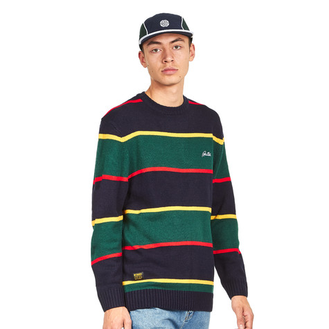 Butter Goods - Stripe Knitted Sweater