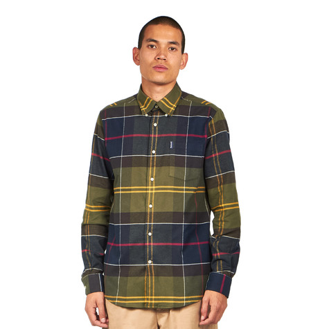 Barbour - Tartan 3 Tailored Shirt