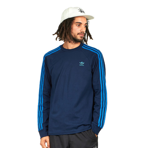 adidas - 3-Stripes LS Tee
