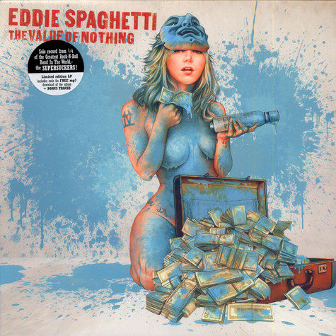 Eddie Spaghetti - The Value Of Nothing