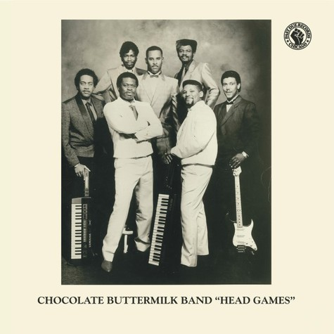 Chocolate Buttermilk Band - Head Games
